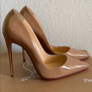Christian Louboutin Shoes - Louboutin 'So Kate' Size 38